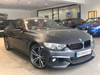 USED 2015 15 BMW 4 SERIES GRAN COUPE 3.0 435D XDRIVE M SPORT GRAN COUPE 4d AUTO 309 BHP M PERFORMANCE STYLING+BIG SPEC