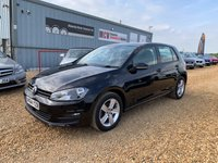 USED 2015 64 VOLKSWAGEN GOLF 1.6 MATCH TDI BLUEMOTION TECHNOLOGY 5d 103 BHP
