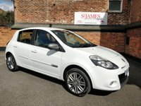 USED 2012 12 RENAULT CLIO 1.5 DYNAMIQUE TOMTOM DCI 5d 88 BHP