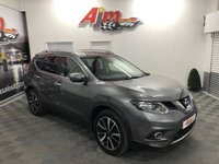 USED 2017 17 NISSAN X-TRAIL 1.6 N-VISION DCI 5d 130 BHP 4x4 7 SEATER