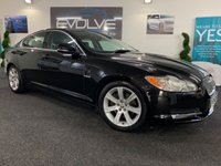 USED 2011 11 JAGUAR XF 3.0 V6 LUXURY 4d AUTO 240 BHP IMMACULATE EXAMPLE, GREAT SPEC