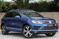 USED 2016 16 VOLKSWAGEN TOUAREG 3.0 V6 R-LINE TDI BLUEMOTION TECHNOLOGY 5d AUTO 259 BHP