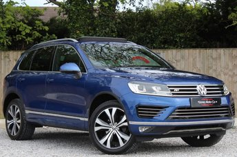 2016 VOLKSWAGEN TOUAREG 3.0 V6 R-LINE TDI BLUEMOTION TECHNOLOGY 5d AUTO 259 BHP £24695.00