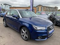 2012 AUDI A1 1.4 TFSI SPORT 3d 122 BHP £8295.00