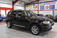 USED 2005 55 BMW X3 2.0 D SE 5d 148 BHP