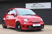 USED 2013 63 ABARTH 500 1.4 ABARTH 3d 135 BHP UK DELIVERY