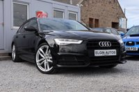 USED 2016 16 AUDI A6 Ultra S Line Avant 2.0 TDI S Tronic 5dr ( 190 bhp ) One Previous Owner Over £6,000 Worth of Extras Stunning Example