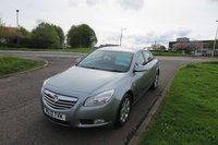 USED 2012 12 VAUXHALL INSIGNIA 2.0 SRI NAV CDTI Alloys,Air Con,Cruise,F.S.H Sat Nav,Cruise,Parking Sensors,F.S.H