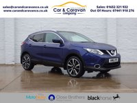 USED 2016 16 NISSAN QASHQAI 1.5 DCI TEKNA 5d 108 BHP One Owner Full Nissan History Buy Now, Pay Later Finance!