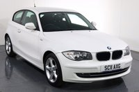 USED 2011 11 BMW 1 SERIES 2.0 116I SPORT 3d 121 BHP 3 OWNERS with 4 Stamp SERVICE HISTORY