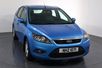 USED 2010 FORD FOCUS 1.6 ZETEC 5d 100 BHP ONE OWNER From New with 9 Stamp SERVICE HISTORY