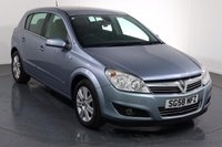 USED 2008 58 VAUXHALL ASTRA 1.6 DESIGN 5d 115 BHP Demo and ONE OWNER From New with 9 Stamp SERVICE HISTORY