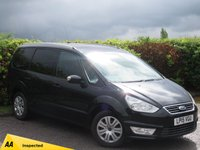 USED 2015 15 FORD GALAXY 2.0 ZETEC TDCI 5d AUTO FULL SERVICE HISTORY * CAMBELT AND WATERPUMP CHANGE *