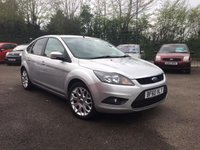 USED 2010 60 FORD FOCUS 1.6 TDCI ZETEC 5d  PART EXCHANGE TO CLEAR  PART EXCHANGE TO CLEAR