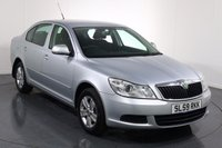 USED 2009 59 SKODA OCTAVIA 1.4 SE TSI 5d 121 BHP 2 OWNERS with 8 Stamp SERVICE HISTORY