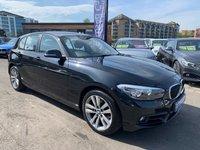 2016 BMW 1 SERIES 2.0 118D SPORT 5d 147 BHP £11850.00