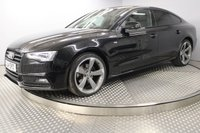 USED 2014 14 AUDI A5 2.0 SPORTBACK TDI QUATTRO BLACK ED S/S 5d 175 BHP