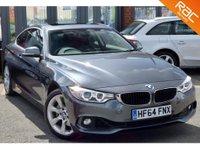 USED 2015 64 BMW 4 SERIES 435i Luxury Coupe 3.0 auto