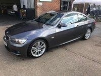 2008 BMW 3 SERIES 2.0 320I M SPORT 2d AUTO 168 BHP £6999.00