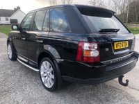 USED 2005 LAND ROVER RANGE ROVER SPORT 4.4 V8 HSE 5d AUTO 295 BHP