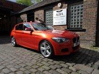 2012 BMW 1 SERIES 1.6 116I M SPORT 5d 135 BHP £8686.00