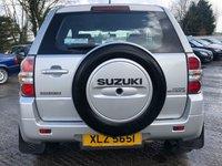 USED 2009 SUZUKI GRAND VITARA 1.6 VVT PLUS 3d 105 BHP