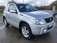 2009 SUZUKI GRAND VITARA 1.6 VVT PLUS 3d 105 BHP £2795.00