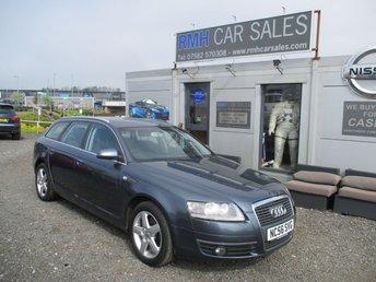 2007 AUDI A6 2.0 TDI SE TDV 5d 140 BHP £3495.00