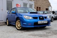 USED 2006 06 SUBARU IMPREZA WRX STi Type UK 2.5 4dr ( 280 bhp ) One Lady Owner From New Full Service History 12 Stamps Totally Standard No Modifications Best Available