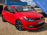 USED 2013 63 VOLKSWAGEN POLO 1.2 MATCH EDITION 5d 59 BHP Stunning 5 door Petrol Vw Polo