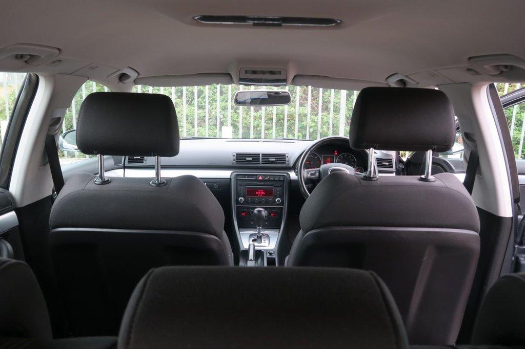 USED 2007 57 AUDI A4 2.0 TDI S LINE TDV 5d AUTO 140 BHP