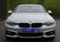 USED 2015 65 BMW 4 SERIES 435D XDRIVE M SPORT 2d AUTO 313 BHP ***** Nav,Xenons,HeatedSeats,Cruise,313 BHP !!!! *****
