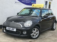 2011 MINI HATCH ONE