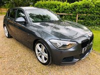 USED 2014 14 BMW 1 SERIES 2.0 118D M SPORT 5d 141 BHP
