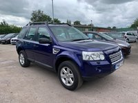 USED 2010 60 LAND ROVER FREELANDER 2.2 TD4 E GS 5d 159 BHP FREE 12 MONTH AA ROADSIDE RECOVERY INCLUDED