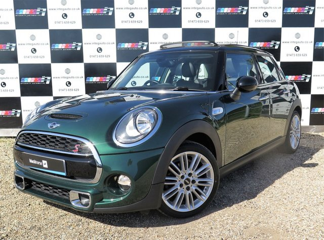 2015 15 MINI HATCH COOPER 2.0 COOPER SD 5d AUTO 168 BHP
