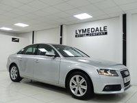 2011 AUDI A4 1.8 TFSI SE 4d 160 BHP £5290.00