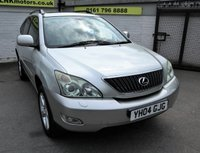 USED 2004 04 LEXUS RX 3.0 300 SE 5d 202 BHP * FULL HISTORY - FULL LEATHER *