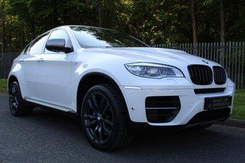 2012 BMW X6 3.0 M50D 4d AUTO 381 BHP £23750.00