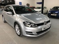 2013 VOLKSWAGEN GOLF 1.4 GT TSI ACT BLUEMOTION TECHNOLOGY 5d 138 BHP £10000.00