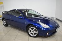 USED 2005 05 TOYOTA CELICA 1.8 VVT-I 3d 140 BHP
