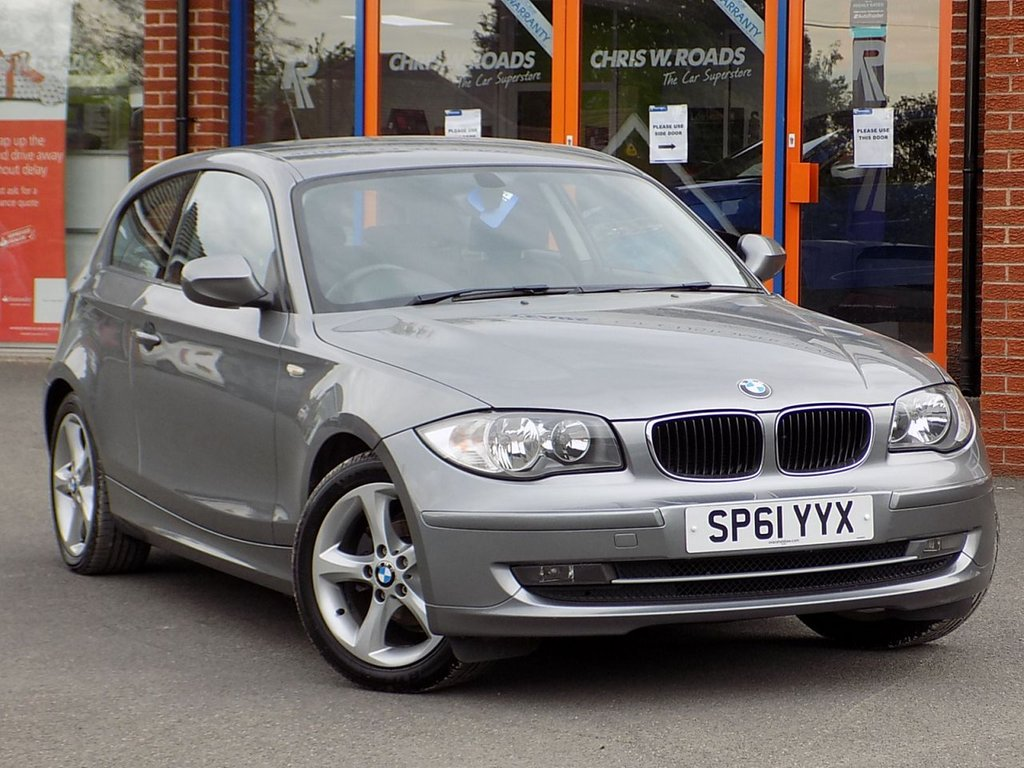 USED 2011 61 BMW 1 SERIES 2.0 116i Sport 3dr ** Bluetooth Upgrade **