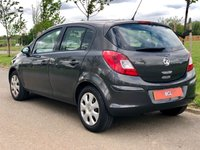 USED 2013 13 VAUXHALL CORSA 1.2 EXCLUSIV AC CDTI ECOFLEX S/S 73 BHP 5 DR HATCHBACK 1 OWNER+ AIRCON+ PARROT