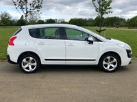 USED 2013 13 PEUGEOT 3008 1.6 HDI ACTIVE 115 BHP 5DR ESTATE AIRCON* P/ SENSORS*2 OWNERS