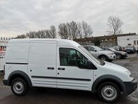 USED 2011 11 FORD TRANSIT CONNECT 1.8 TDCi T230 LWB High Roof 4dr DPF 1 OWNER+FULL MOT+NO VAT!!!!!!!