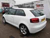 USED 2010 60 AUDI A3 1.6 Technik 3dr LOW MILES+MPG!!!