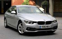 2016 BMW 3 SERIES 2.0 330E SPORT 4d AUTO 181 BHP £13990.00