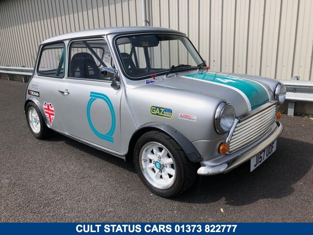 1992 J ROVER MINI 1.3 COOPER RACE / RALLY / TRACK CAR