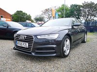 USED 2015 65 AUDI A6 2.0 TDI ULTRA S LINE 4d AUTO 188 BHP FINANCE AVAILABLE ON THIS CAR