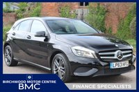 USED 2014 63 MERCEDES-BENZ A CLASS 1.8 A200 CDI BLUEEFFICIENCY SPORT 5d AUTO 136 BHP